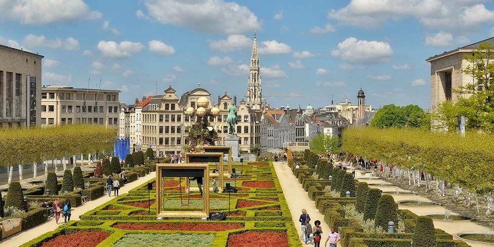 Brussel Flower Festival