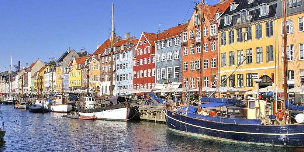 Destination Copenhague