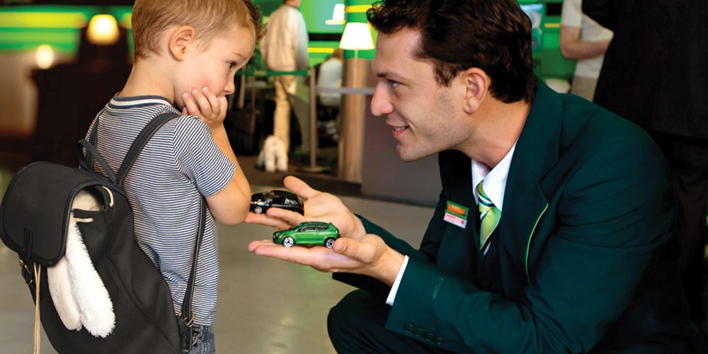 Rent a car with Europcar