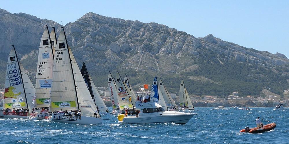 Marseille European Capitals of Sport 2017