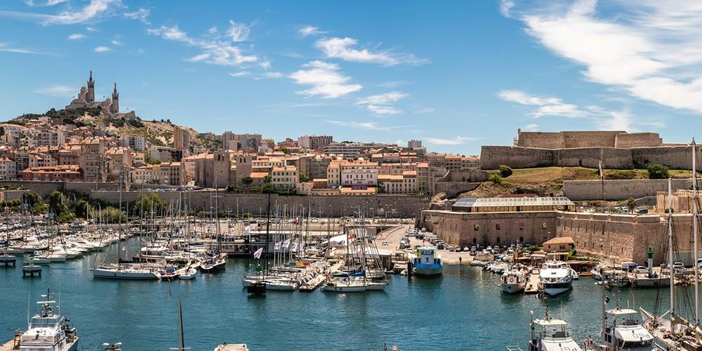 Car Park in Marseille