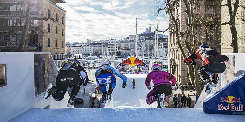 Compétition de Patins à glace Marseille