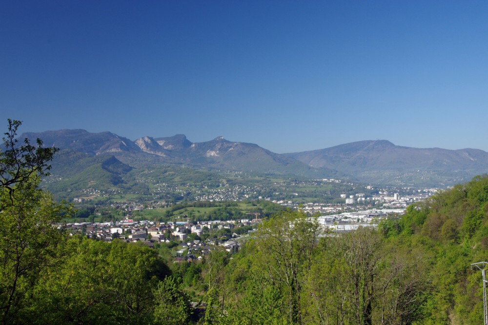 La montagne à Chambery