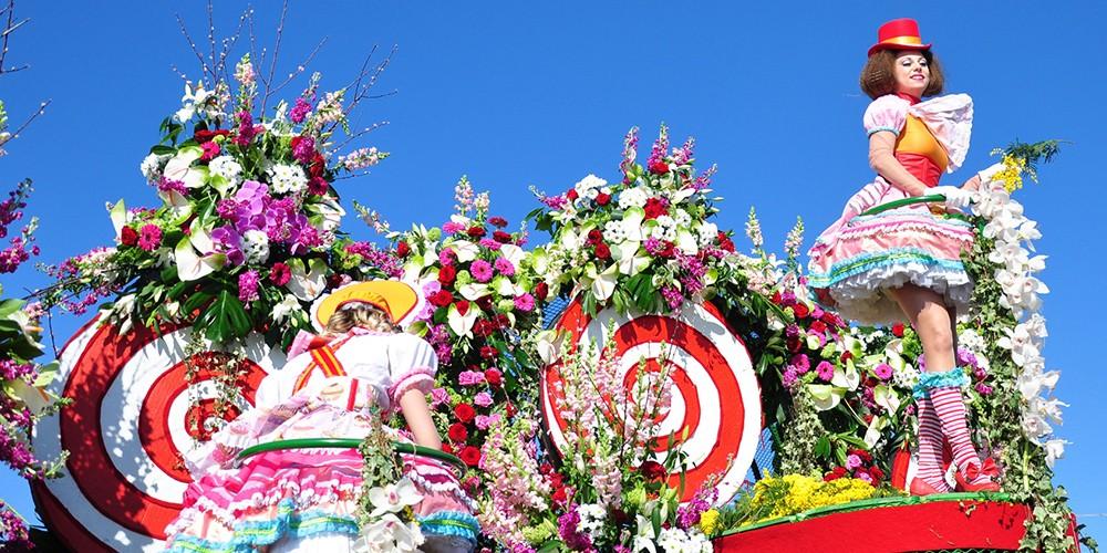 Nice Carnaval gebeurtenis 2018