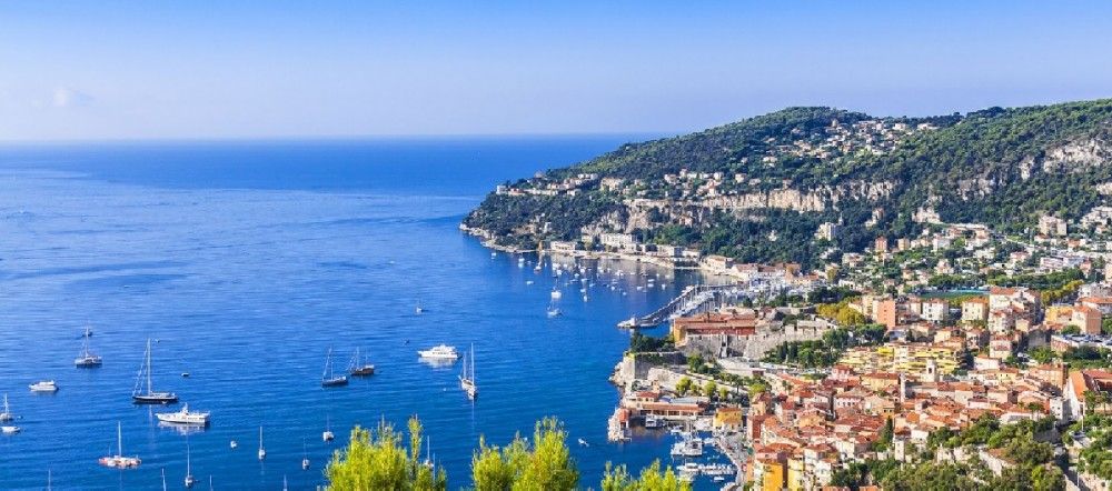 Weekend in Nice French riviera