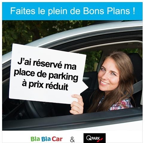 Partnership BlaBlaCar