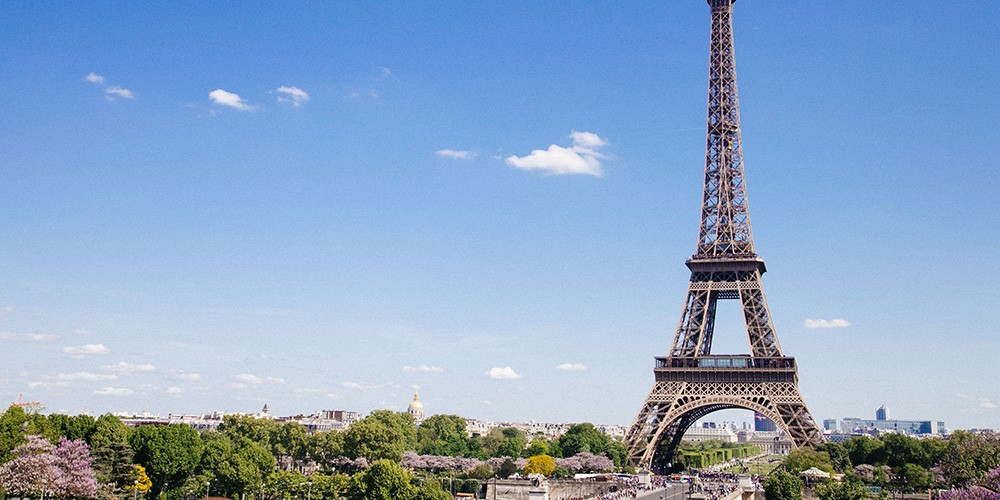 Parijs Zomer