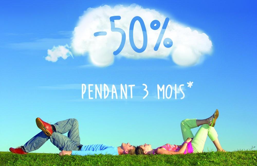 Promotion - 50% Metz