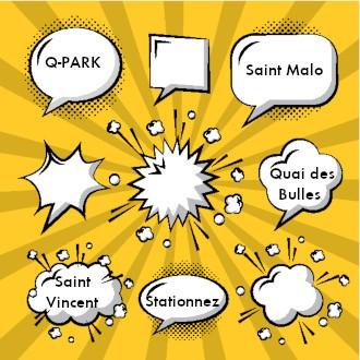 Quai des bulles préparez votre venue à Saint Malo