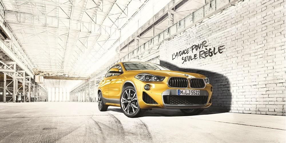 Réservez votre essai BMW