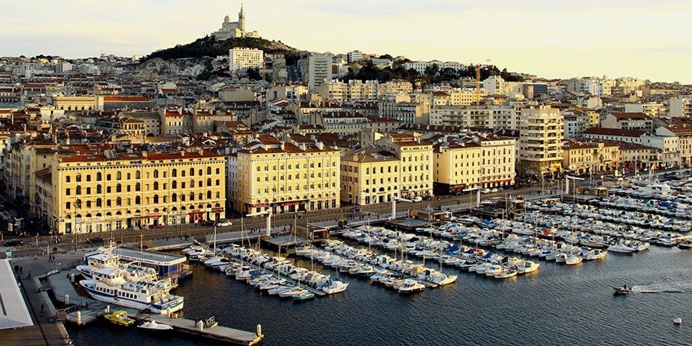 Summer festivals in Marseille