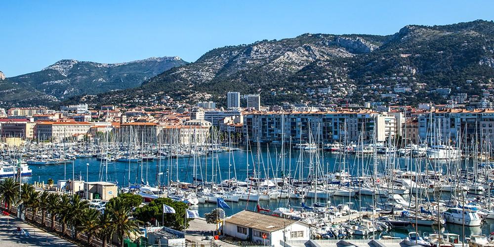 Toulon Port