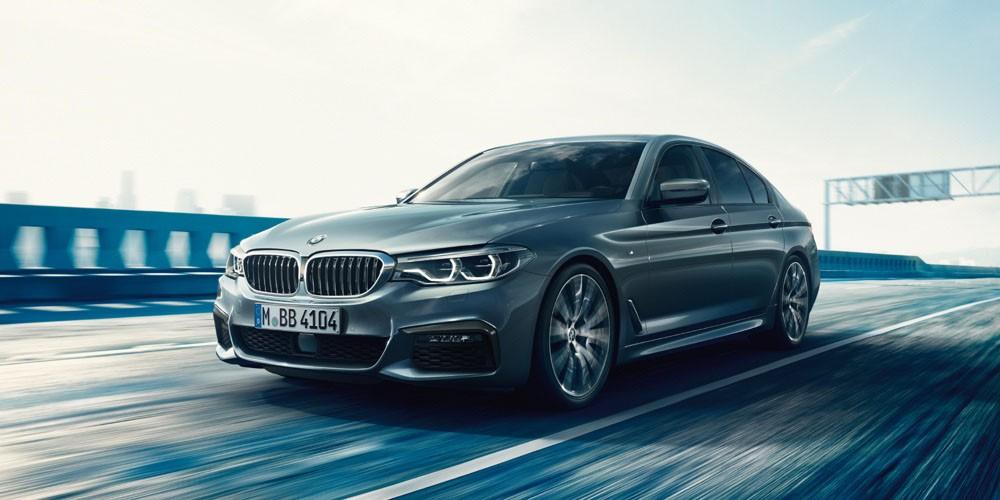 Uniek rijplezier van BMW