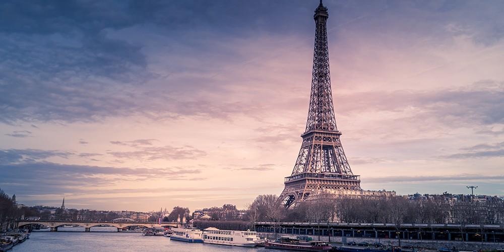 Visite de la ville de Paris