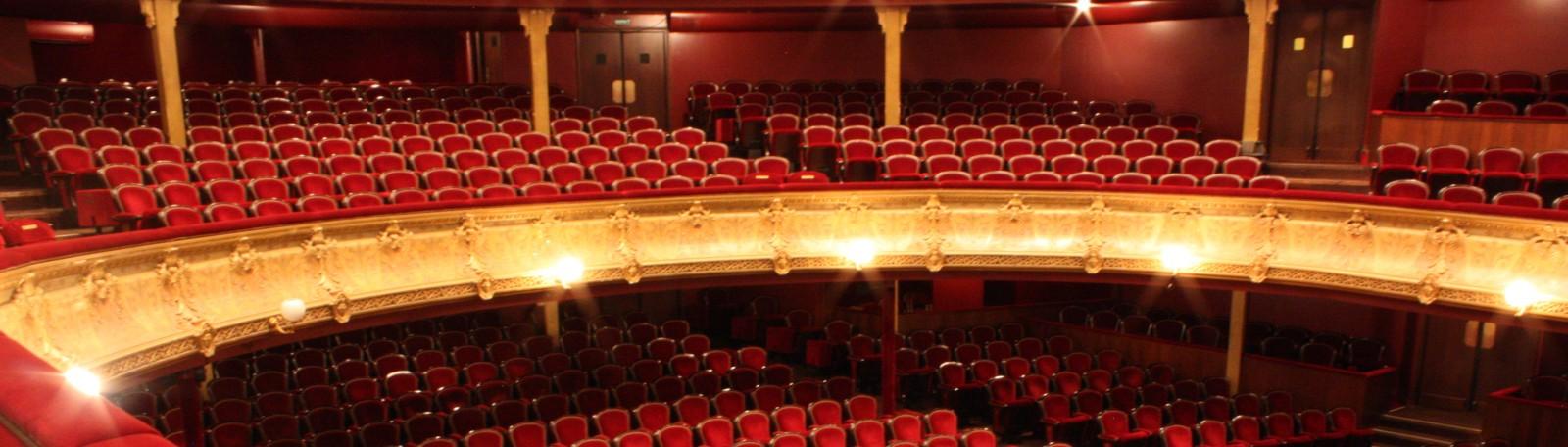 Le Théâtre du Châtelet réouvre ses portes