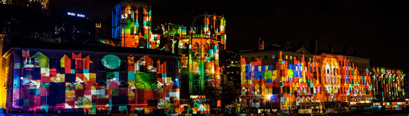 Focus on the 2019 Festival of Lights in Lyon
