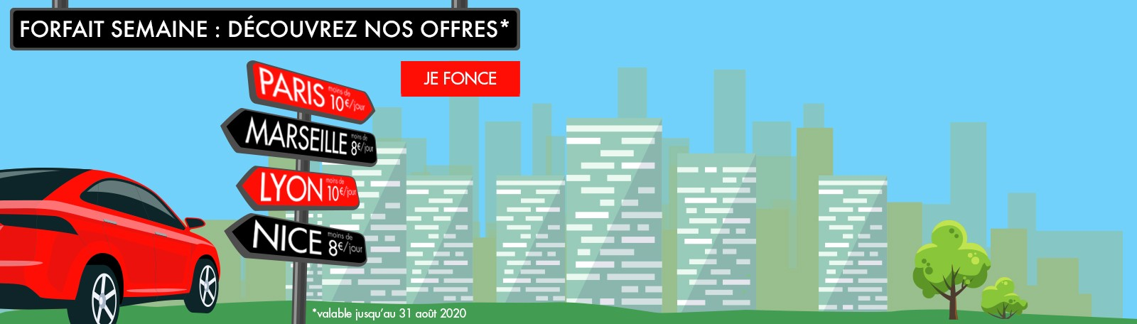 offres speciale semaine