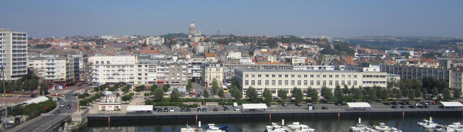 Stationnez dans votre rue dans la ville de Boulogne-sur-mer