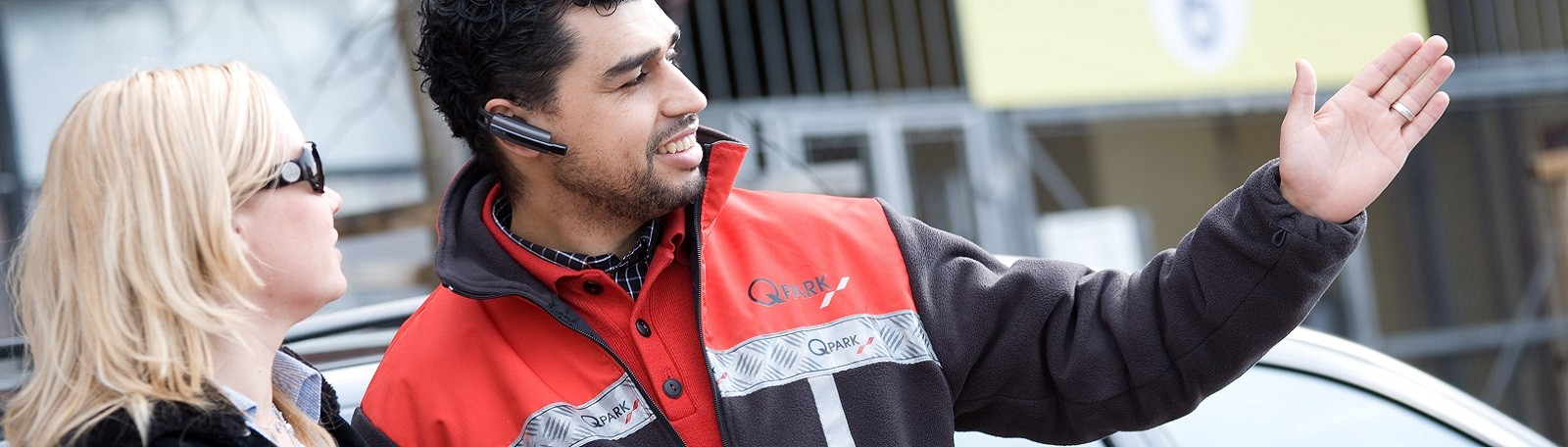 Customer satisfaction - Book your parking space | Q-Park