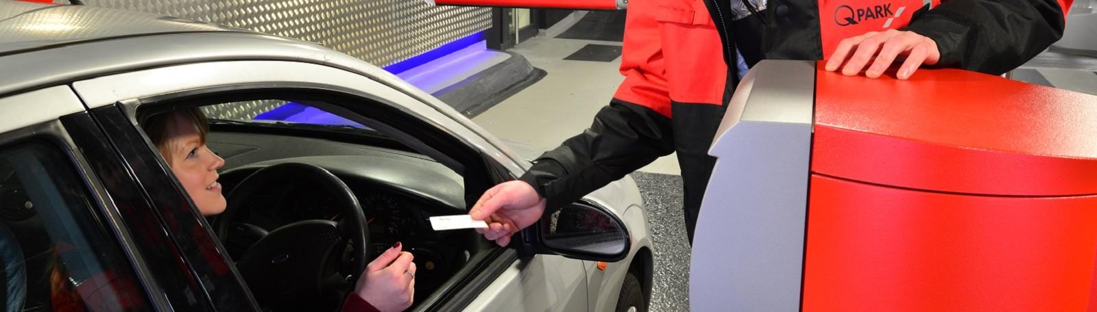 Stationner plus de 3 mois - Réservez votre place de parking | Q-Park