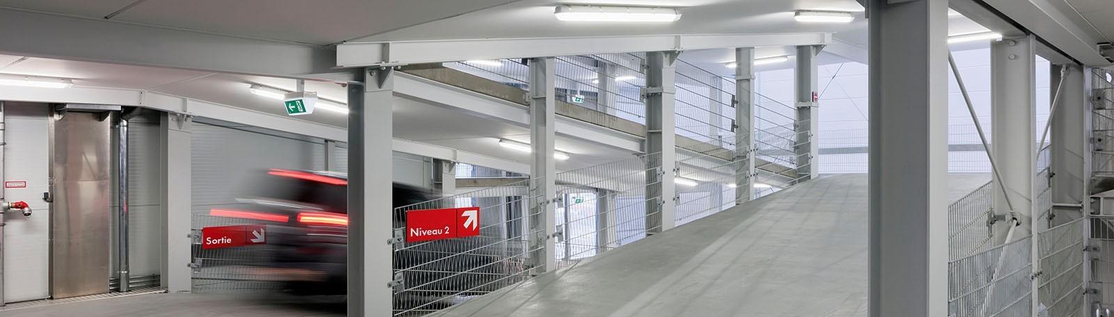 Car park Centre-Ville - Park in Boulogne-Billancourt | Q-Park