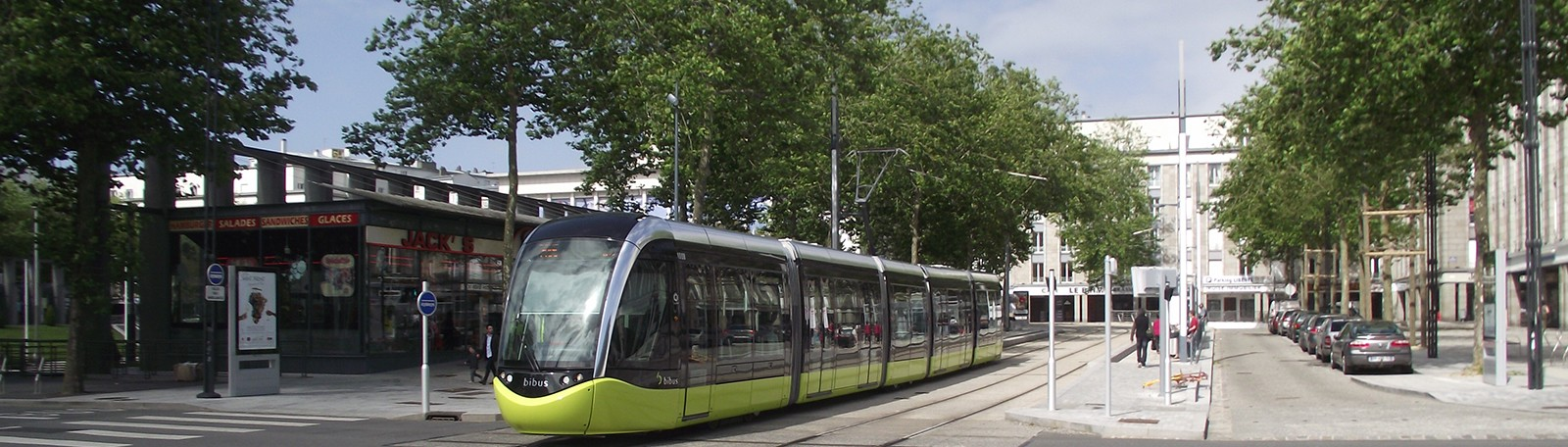 Car park Liberté - Park in Brest | Q-Park