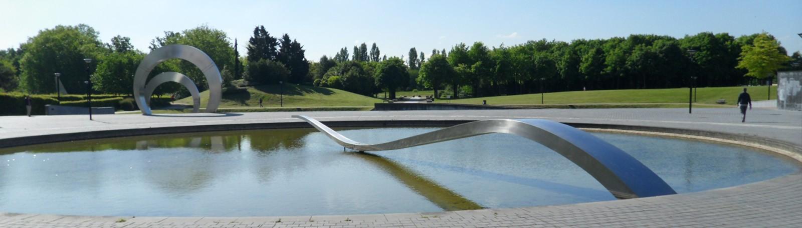 Car park Loggias du Marché - Park in Montigny-le-Bretonneux | Q-Park