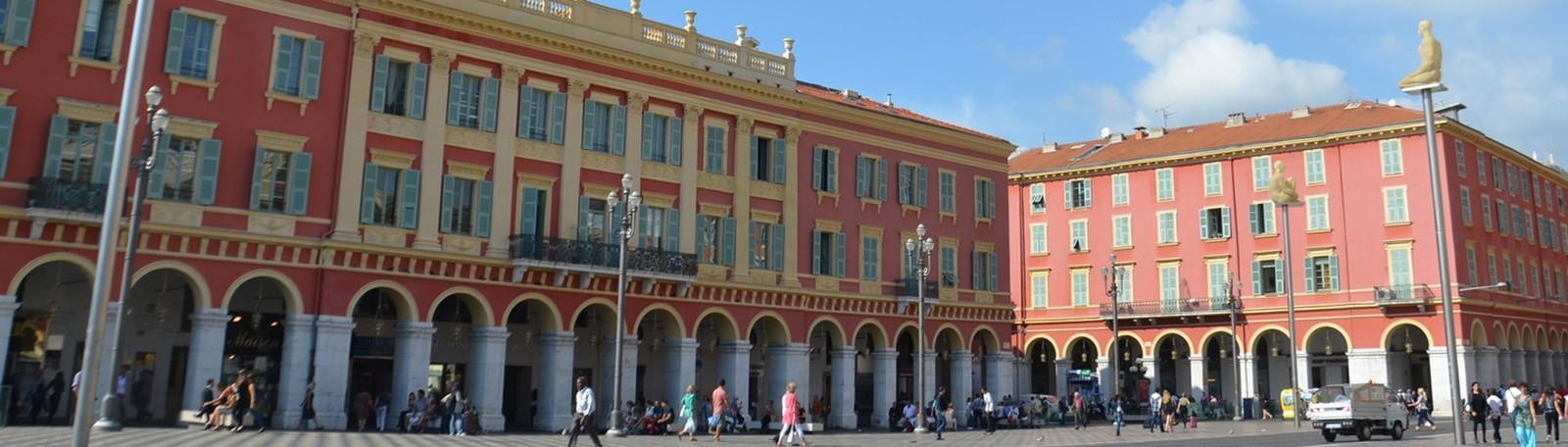 Car park Notre Dame - Park in Nice | Q-Park