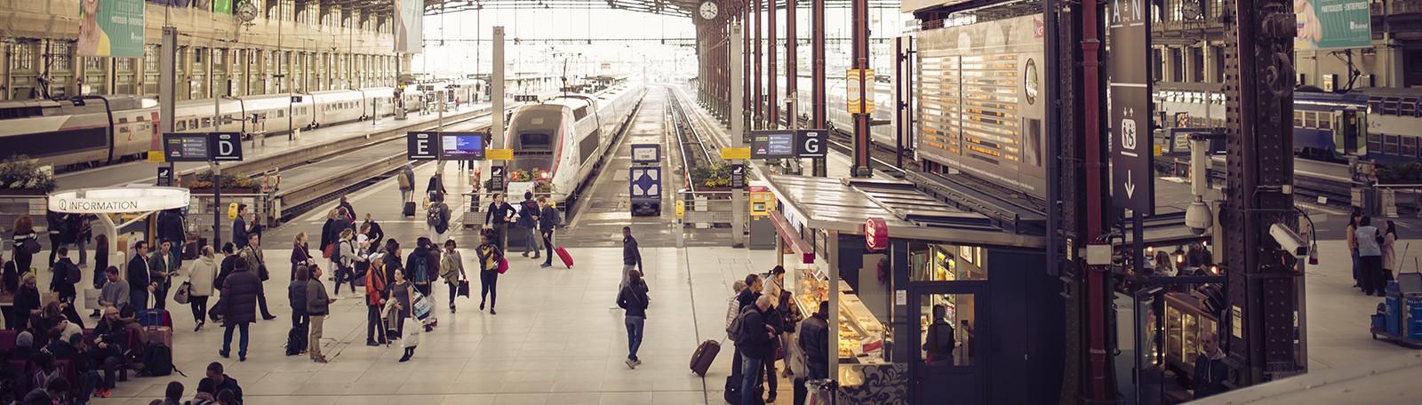 Car park Gare de Lyon - Park in Paris | Q-Park
