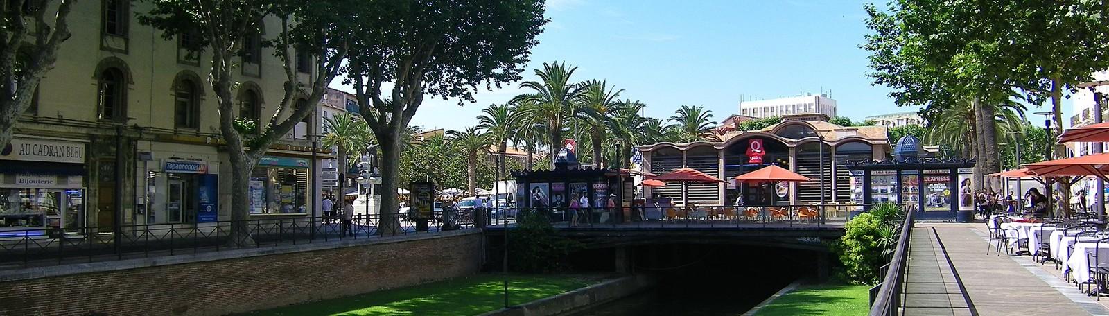 Car park Wilson - Park in Perpignan | Q-Park