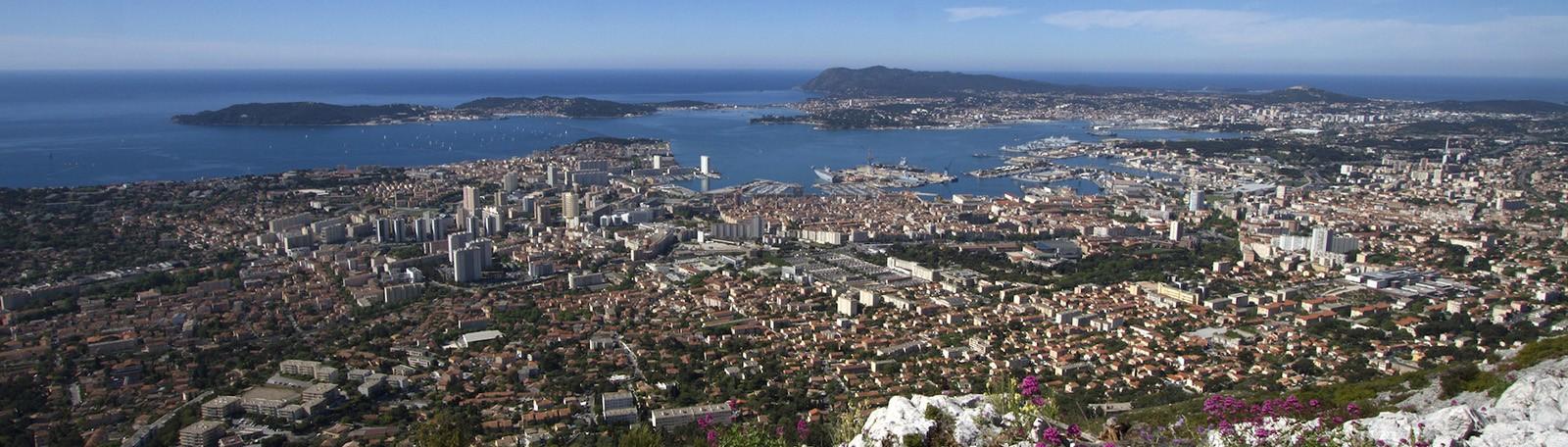 Car park Pont de Las - Park in Toulon | Q-Park