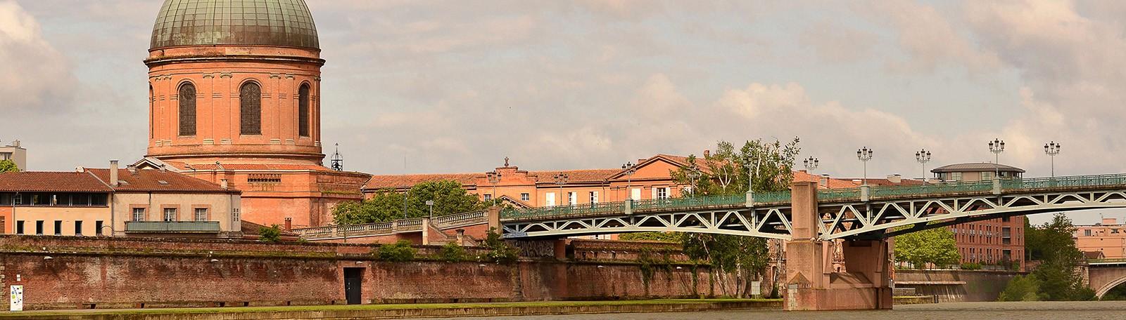 Car park Compans Caffarelli - Park in Toulouse | Q-Park