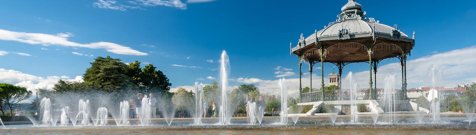 Car park Faventines - Park in Valence | Q-Park
