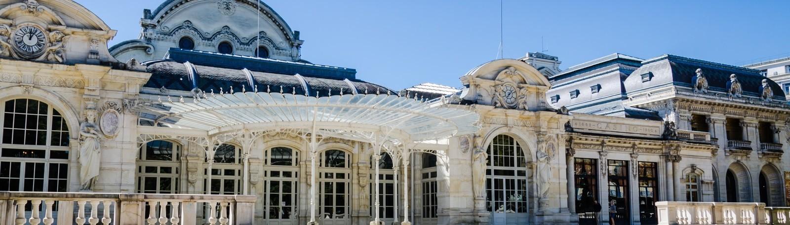 Car park Les 4 Chemins - Park in Vichy | Q-Park