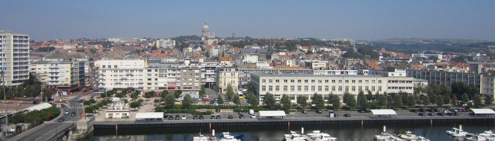 Parking Adolphe Herry - Parkeren in Boulogne sur Mer | Q-Park