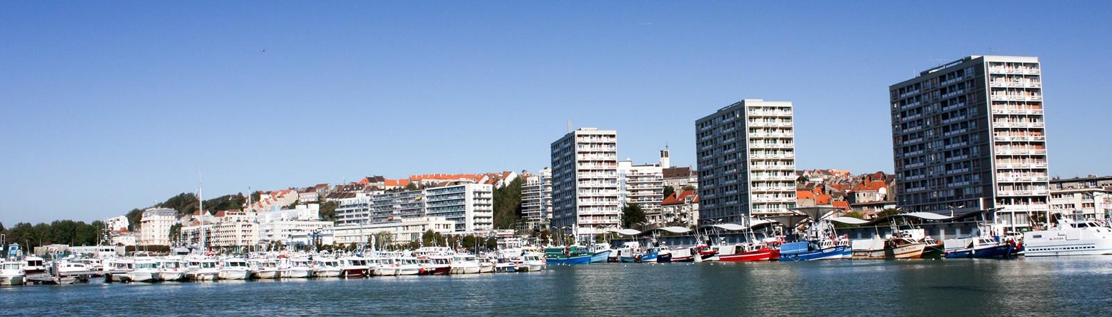 Parking Lumière - Parkeren in Boulogne sur Mer | Q-Park
