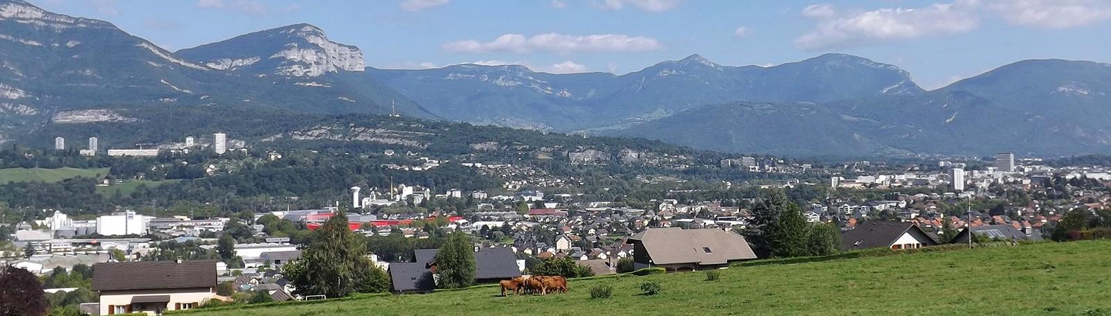 Parking Cassine - 268 Chemin de la Cassine 73000 Chambéry