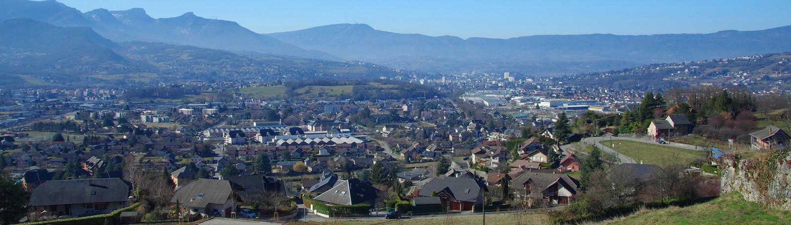 Parking Roissard - Quai du Jeu de Paume 73000 Chambéry
