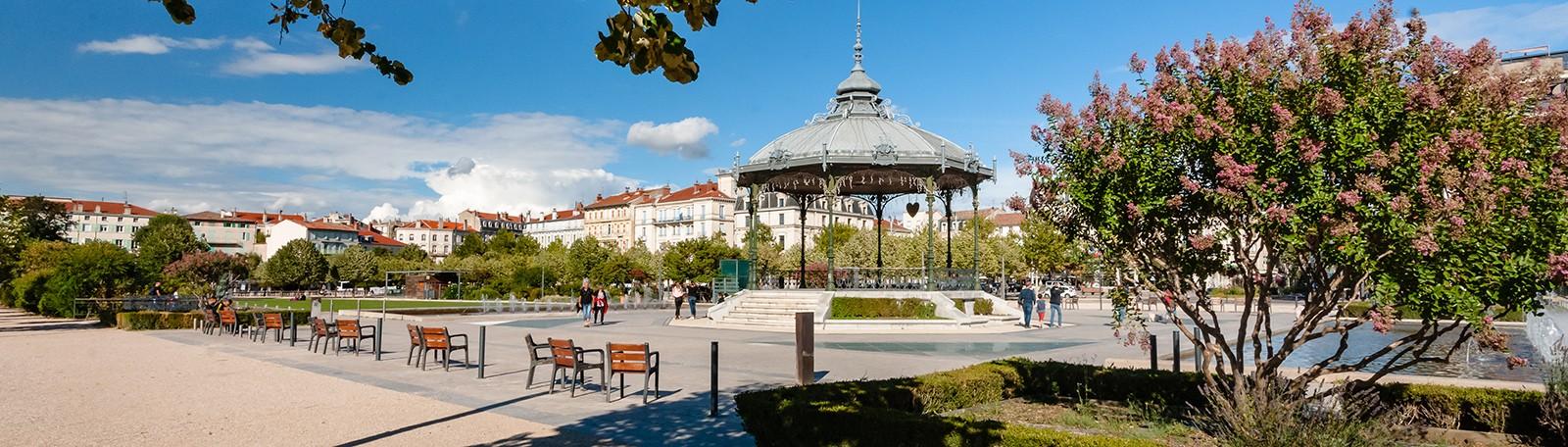 Parking Chevandier - Parkeren in Valence | Q-Park