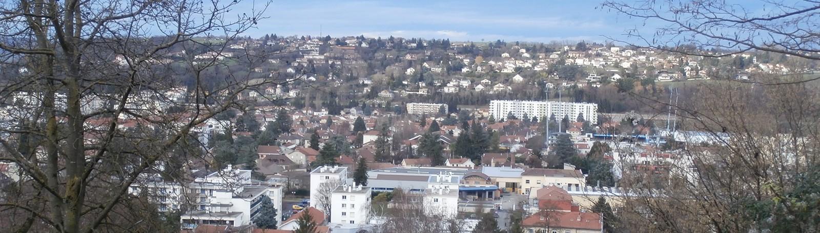 Stationner à Bourgoin-Jallieu Ruelle Apaisée