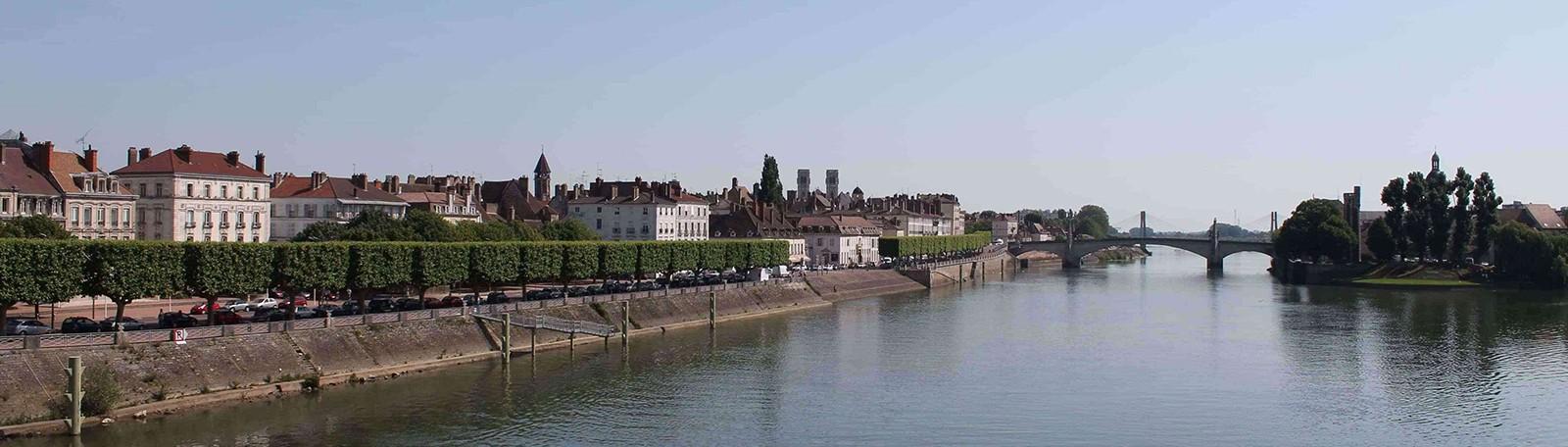 Stationner à Chalon-sur-Saône Gloriette