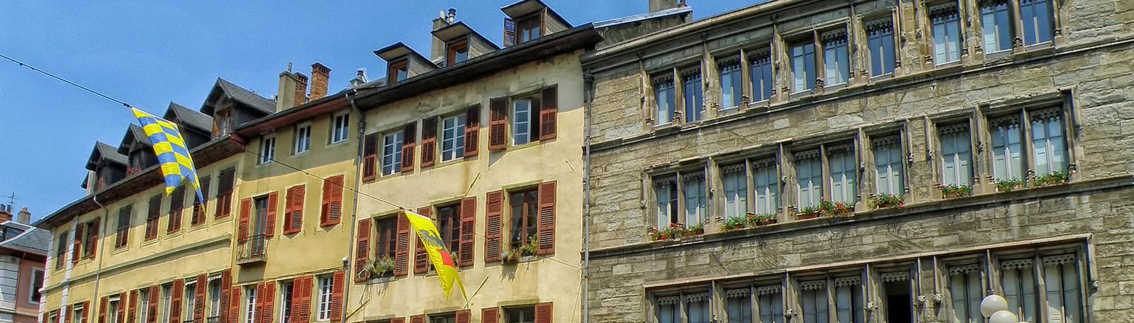 Stationner à Chambéry Barbot