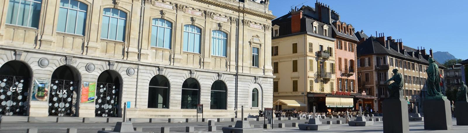 Parking Q-Park Cassine 2 - Chambéry gare sncf