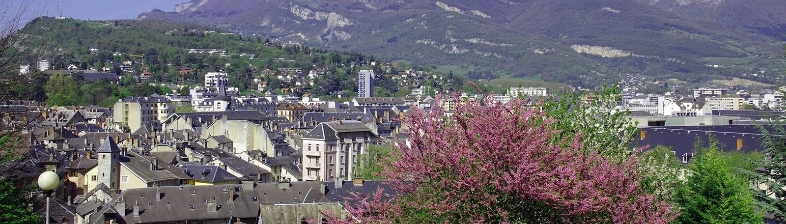 Stationner à Chambéry Falaise