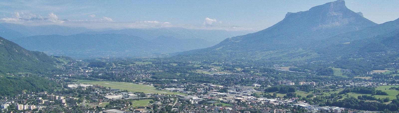 Stationner à Chambéry Hôpital P3