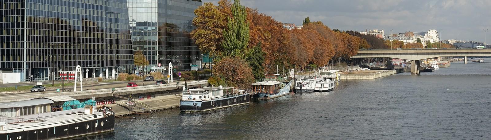 Stationner à Issy-les-Moulineaux Val de Seine