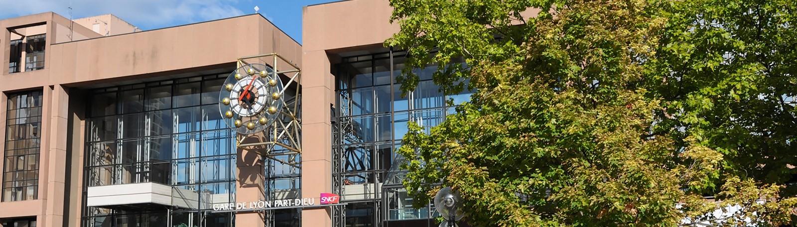 Réservation parking Francfort Gare Part-Dieu Lyon