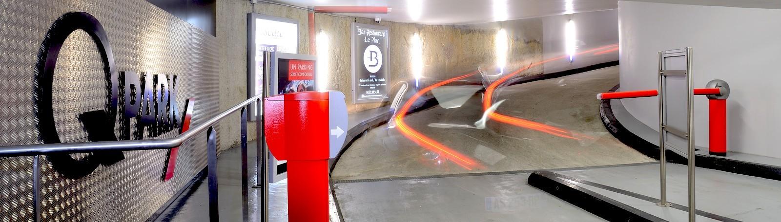 Réservation parking Judo Porte Versailles Paris