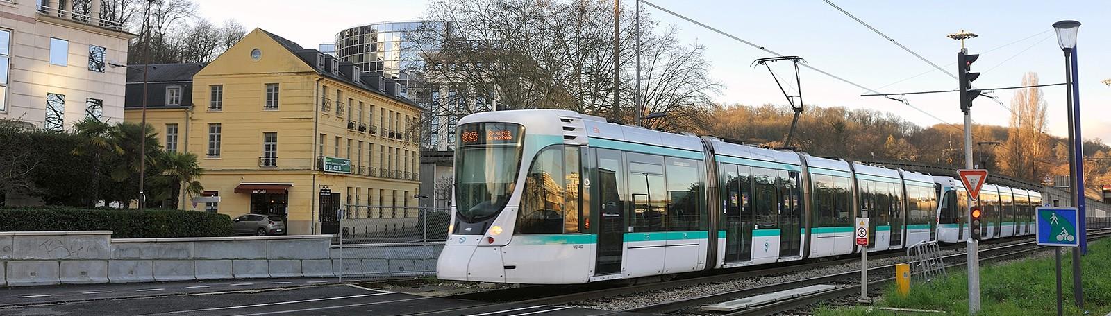 Stationner à Sèvres Ile Monsieur Nord