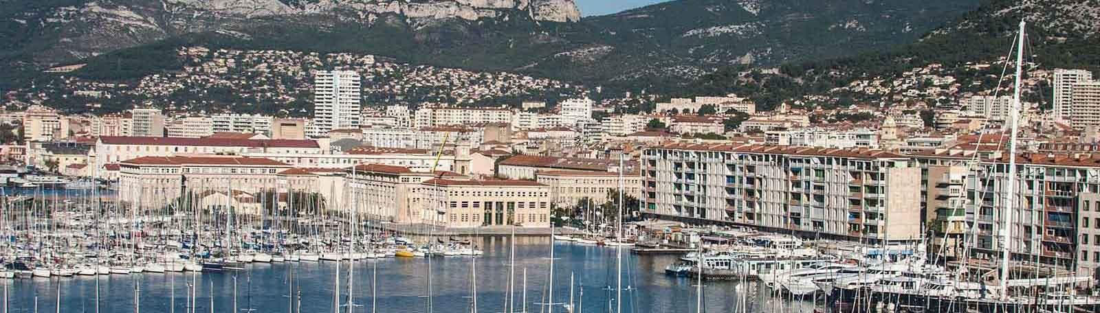 Stationner à Toulon Lafayette